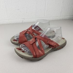 Merrell Red Ochre Sandals Womens US 9